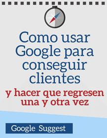 infografia como usar google para conseguir clientes