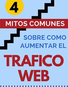 Infografia como aumentar el tráfico web